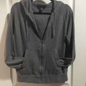 Banana Republic Zip up Hoodie